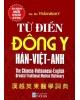 sách Từ điển đông y Hán Việt Anh ấn bản mới nhất  - Trần Văn Kỳ