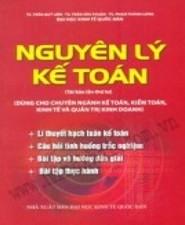 Cuốn sách Nguyên lý kế toán 2015