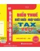 biểu thuế xuất nhập khẩu song ngữ anh việt năm 2017 nxb lao động