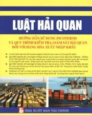 sách luật hải quan sửa đổi bổ sung mới nhất