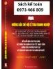 Cẩm nang doanh nghiệp – Hướng dẫn chế độ kế toán doanh nghiệp song ngữ Anh – Việt
