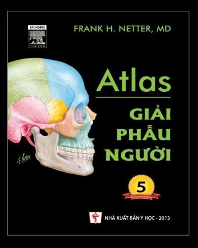 Atlas giải phẫu người mới nhất