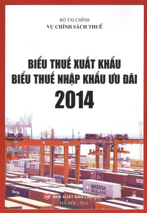 biểu thuế xuất nhập khẩu ưu đãi đặc biệt 2015