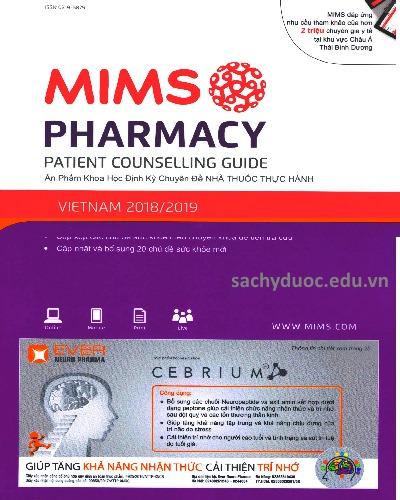 cẩm nang sử dụng thuốc năm 2014 mims việt nam mới nhất