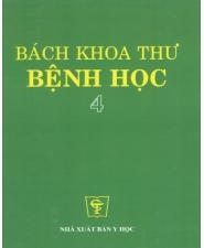 Bộ sách bách khoa thư bệnh học 4 tập