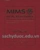 MIMS FULL 2019 PRESCRIBING INFORMATION Thông tin đầy đủ về các loại dược phẩm