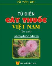 từ điển cây thuốc việt nam bộ mới võ văn chi